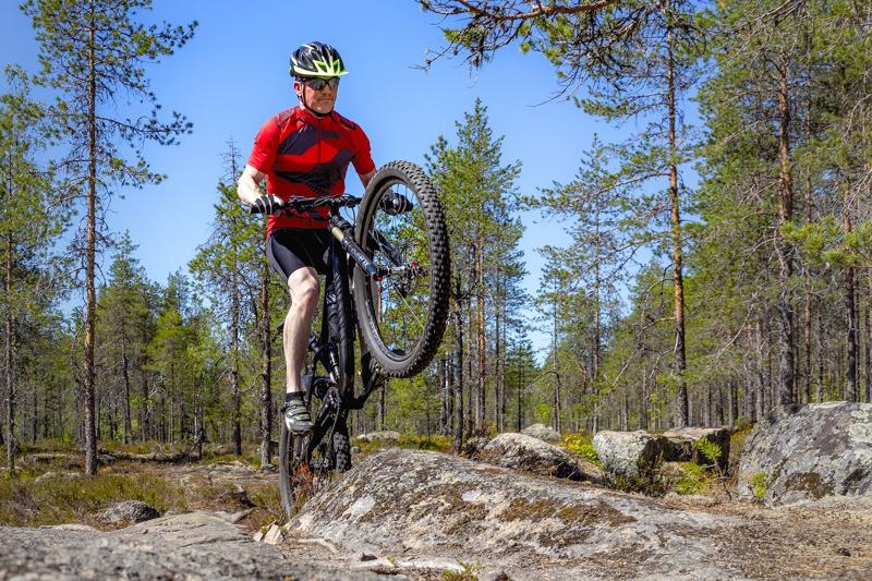 Trail Run Korkatti on saamassa rinnalle MTB-Korkatin, joka on tarkoitus kisata duathlonina yhdessä polkujuoksun kanssa.