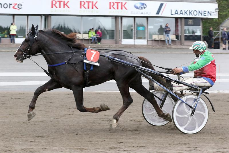 Pikkupelimannin suosikkina lähtee matkaan Markku Hietasen ohjastama Ville Kalle.