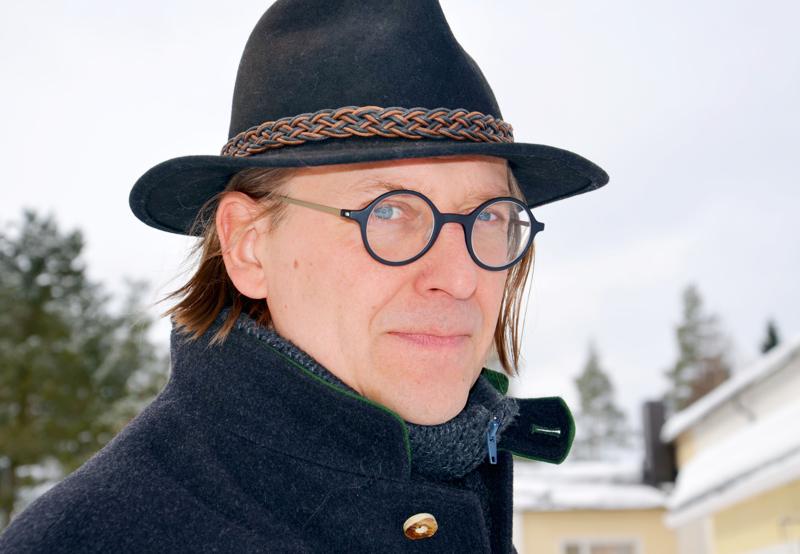 Jukka Hautalan uusi kirja on jatkoa edelliselle Seitsemän kertaa seitsemän -teokselle.