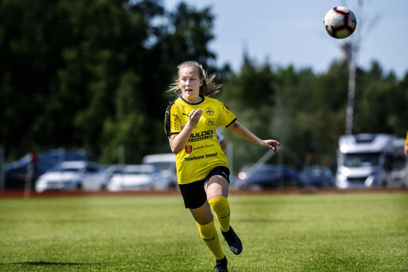 Veera Koskelan tekemä kavennusmaali oli laiha lohtu IK Myranille. Viiden kierroksen jälkeen joukkueen voittotili on edelleen avaamatta.