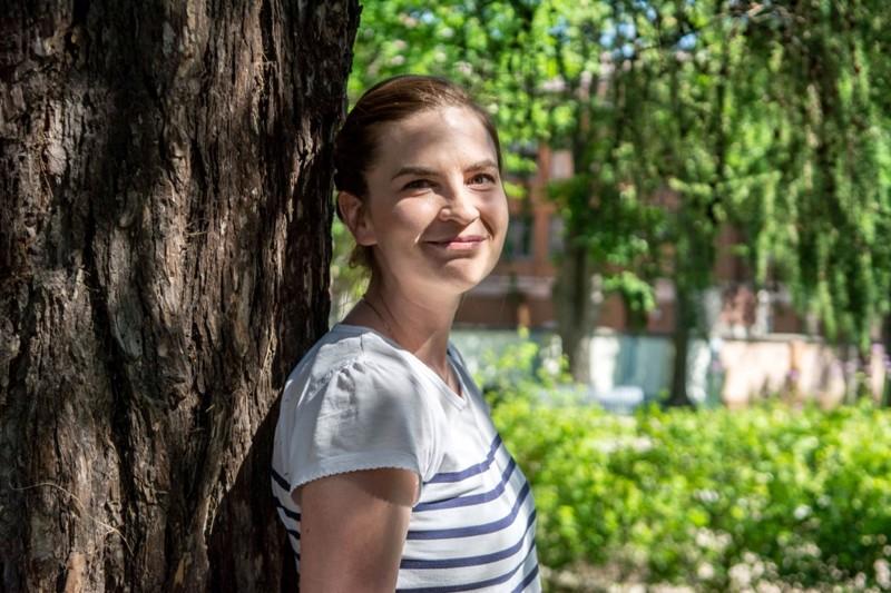 Marta Grabowska on muuttanut Suomeen vuonna 2011 Puolasta. Suomen kieltä hän oli alkanut opiskella jo ennen sitä.