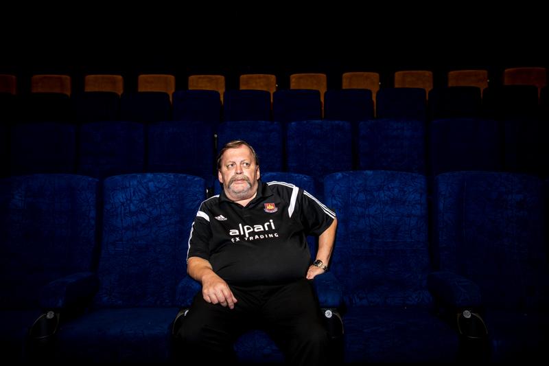 BioRex Pietarsaaren teatterivastaava Paavo Katajamäki toivoo, että elokuussa ensi-iltaan saataisiin ison budjetin elokuvia.