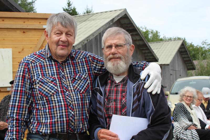 Kekolahden kesätapahtuman oli ideoinut Ahti Siermala. Yhdistyksen edellinen puheenjohtaja Matti Himanka oli täysillä mukana kesäpäivän aktiviteeteissa.