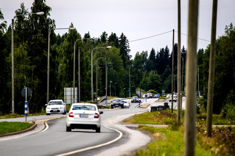 Vauhtia on riittänyt pohjalaisteillä tammi-kesäkuussa, ilmenee poliisin tilastoista. Meno Kokkolassa oli suhteellisen rauhallista maanantaina.