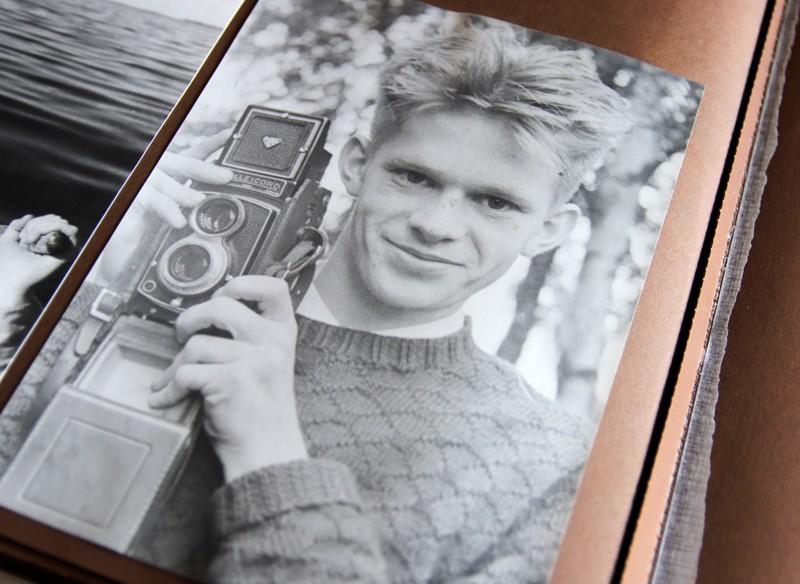 Kalle Björndahl oli nuorena jatkuvasti uusien valokuvaustuulien perässä.