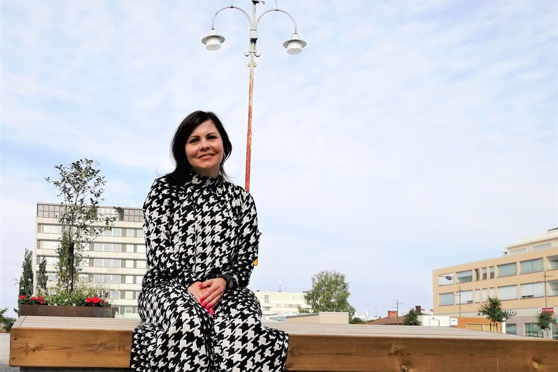 Eija Hautakangas-Vainionpää muistuttaa nuorten parissa tehtävän ennaltaehkäisevän työn tärkeydestä.