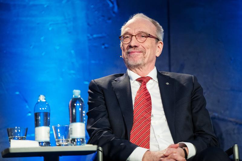 Europarlamentaarikko Nils Torvalds.