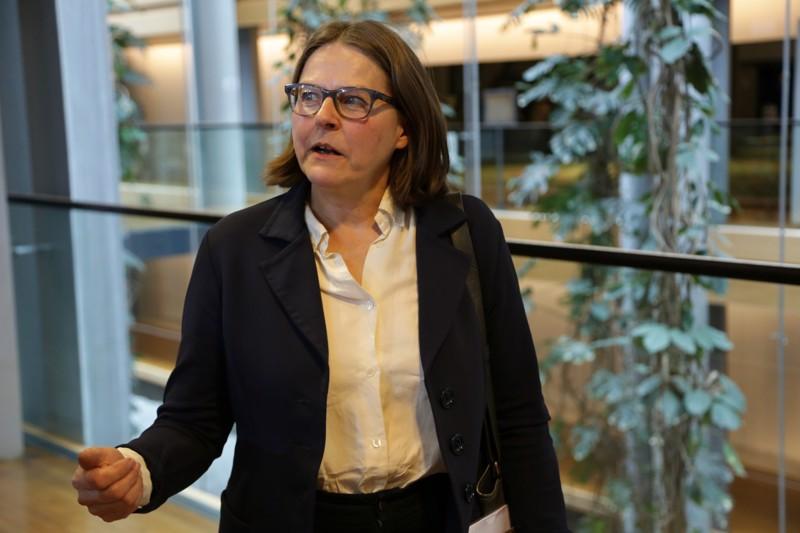 Europarlamentaarikko Heidi Hautala.
