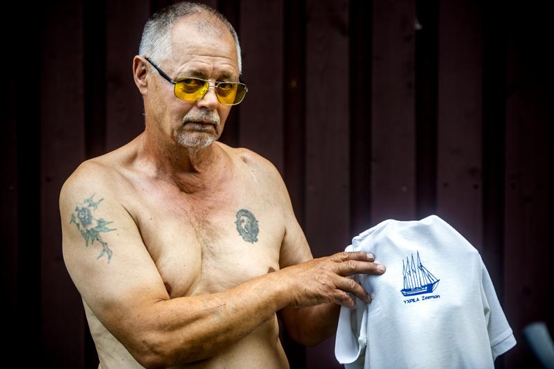 Janne Niemen rintaan on tatuoitu Che Guevara. Niemi kertoo, että merimiesvuosina Kuubassa otettu tatuointi on poliittinen kannanotto.