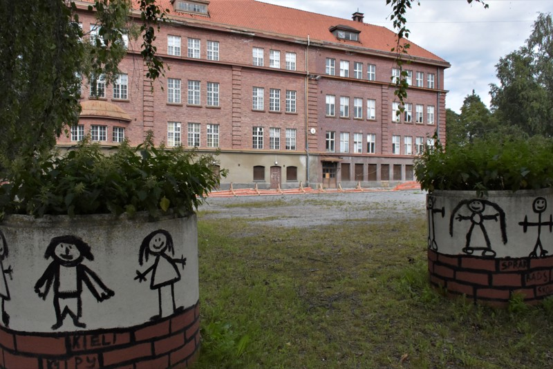 Toinenkaan Ristikarin koulun huutokauppa ei saanut ostajia massoittain liikkeelle. Maanantaina päättynyt kierros tuotti korkeimpana 4000 euron tarjouksen.