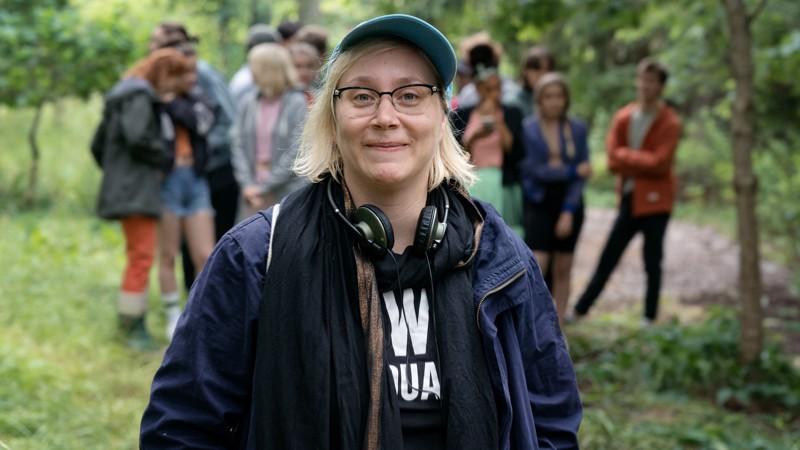 """Esikoisohjaaja Ulla Heikkilän Eden-elokuvassa on läsnä kirkosta irrallinen """"maailman ekumeeninen henki""""."""