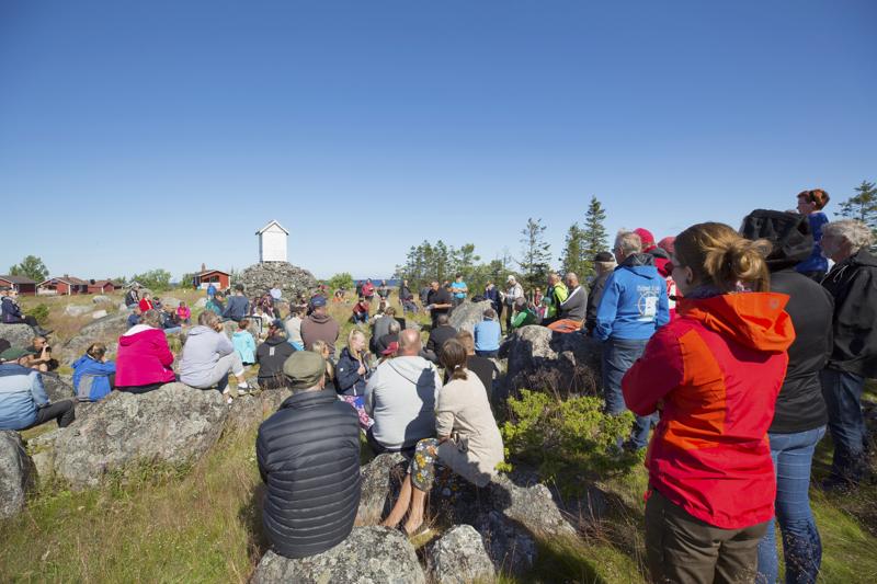 Karikokouksessa oli tänä vuonna yli 120 osallistujaa.