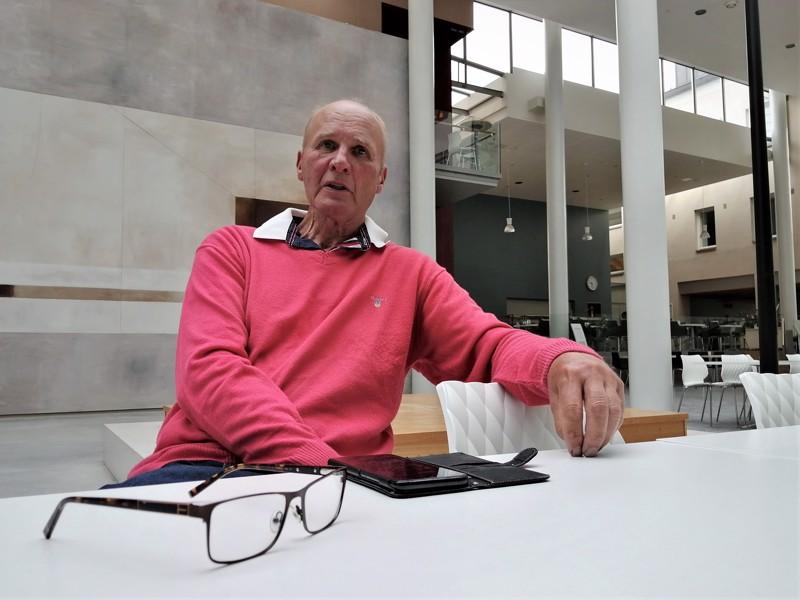 Kari Koskela ei ole vielä päättänyt lähteäkö ehdolle ensi kevään kuntavaaleissa.