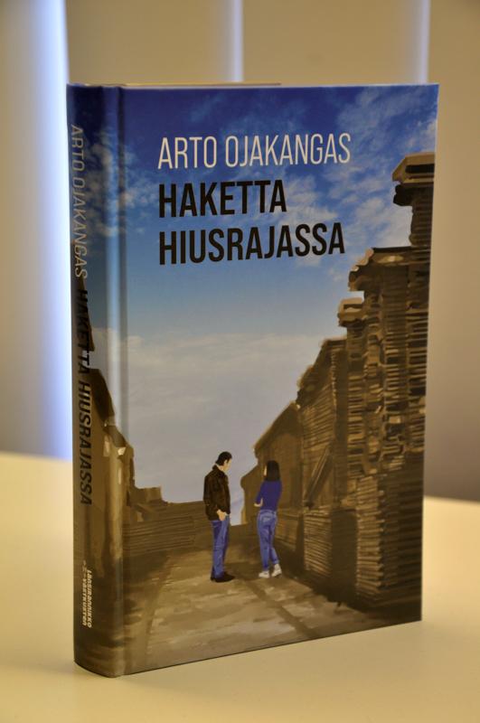 Eskolasta löytyi. Kirjoittaja sai kiertää puoli päivää Kannusta voidakseen ostaa Arto Ojankankaan uutuuskirjan.