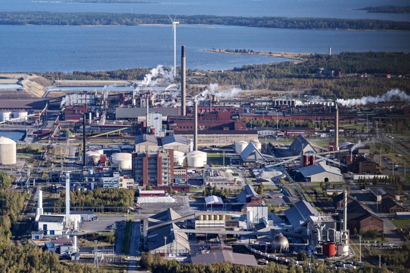 Varastorakennus rakennetaan entiselle Suomen Petroolin tontille suurteollisuusalueelle.