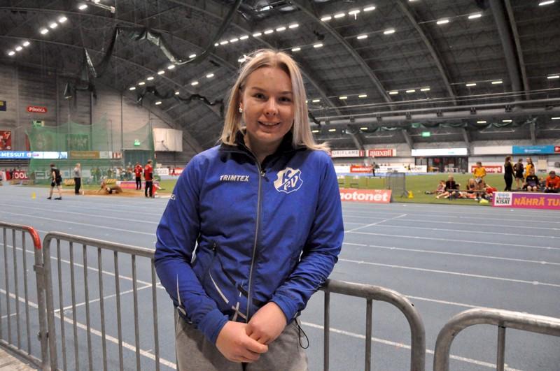Salla Koskimäki on yksi nuorten kisojen ennakkosuosikeista lajeissaan.