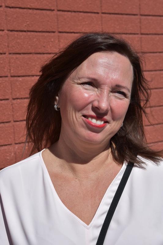 Katarina Luomala, Kannus- Tottakai jännittää, varsinkin kun toimin luokanopettajana.