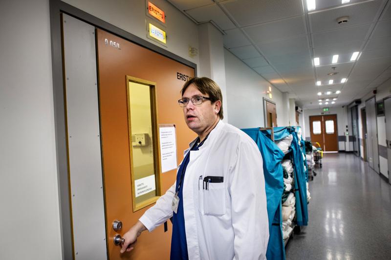 Soiten ylilääkäri Marko Rahkosen mukaan vastaanotto koronatestaukseen ruuhkautui heinäkuun lopussa tavallisen kesäflunssan vuoksi.