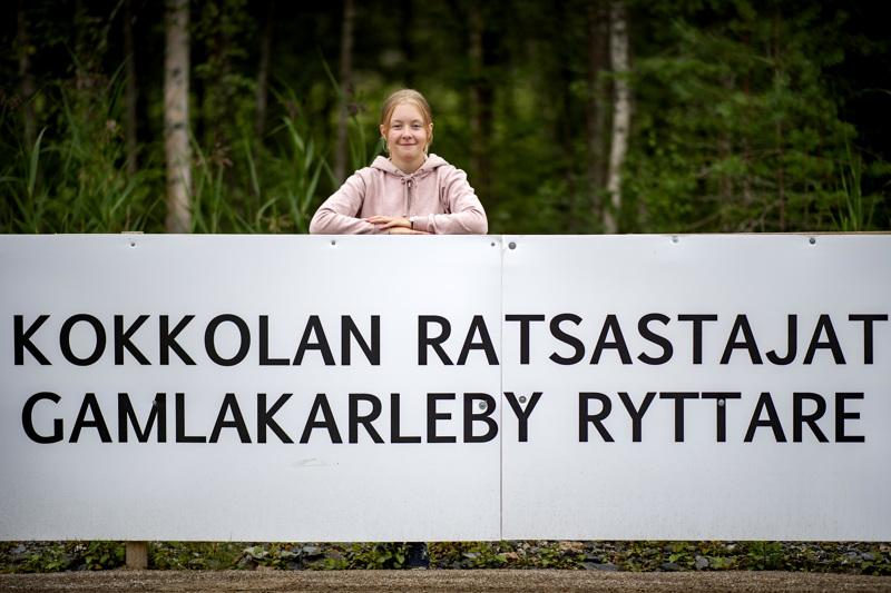 Sanni Hanhisalo toimii kilpailun johtajana Kokkola 400 vuotta -juhlakilpailussa molempina viikonloppuina.