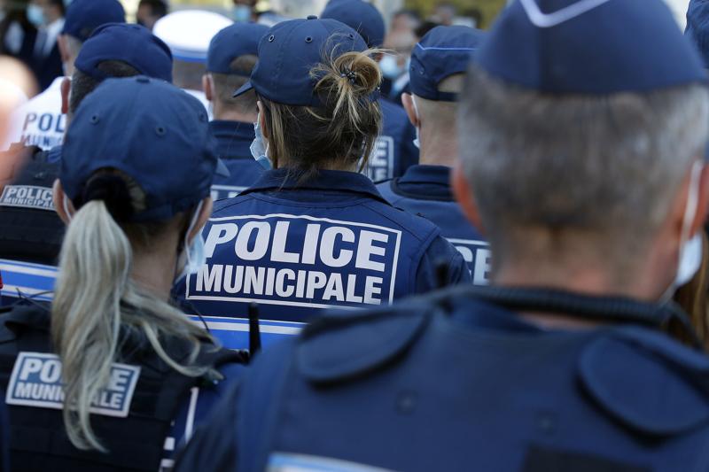 Ranskan poliisi pidätti pommimiehen piirityksen jälkeen. Arkistokuva.