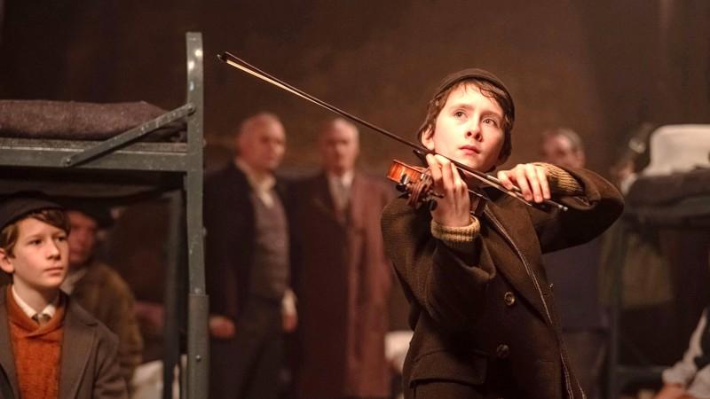 Vaiennut viulu.