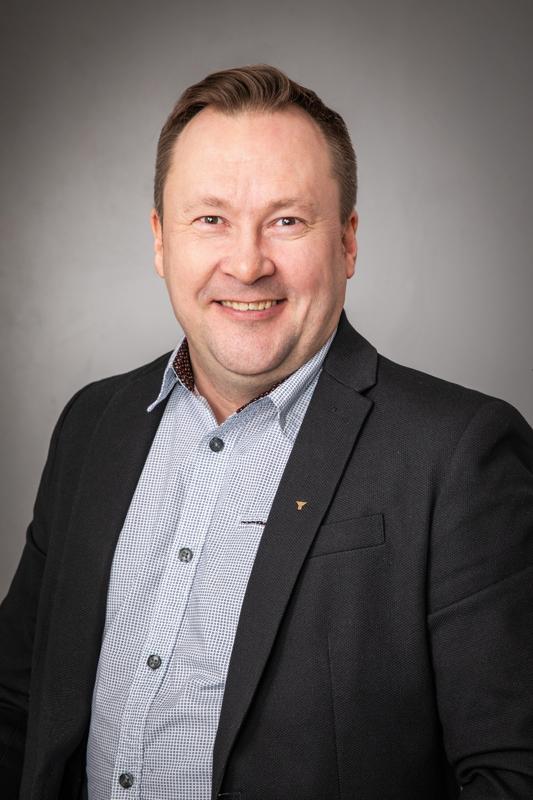 Jukka Hurrila haluaa nostaa varapuheenjohtajien roolia puheenjohtajan rinnalla.