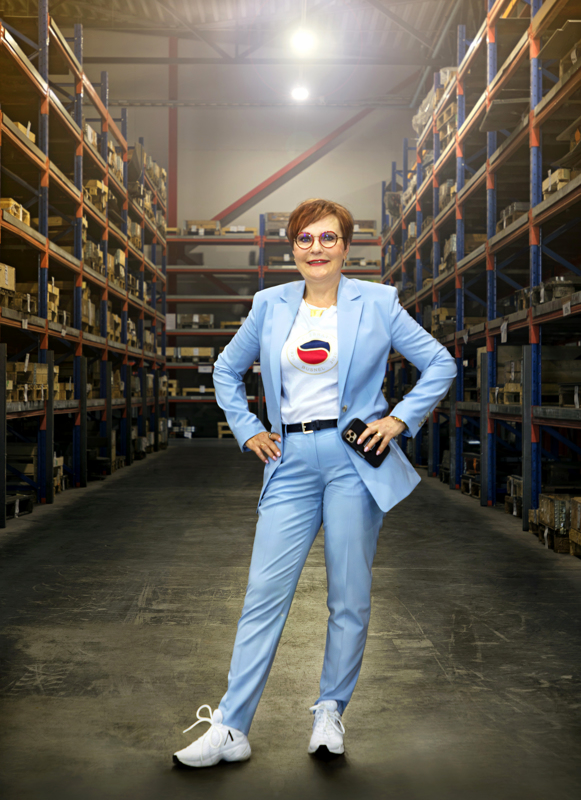 Anne Niemi toivoo, että yrittäjäjärjestö nostaisi rohkeasti esiin epäkohtia ja tekisi kaikkensa niiden korjaamiseksi.