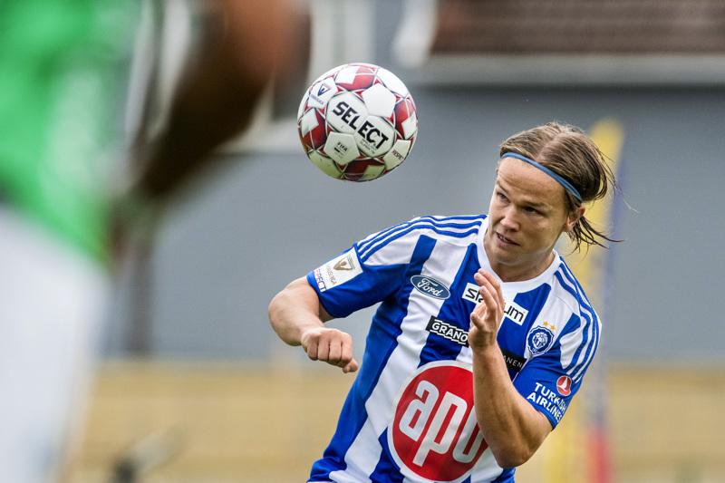 Viime kaudella HJK:n paidassa Kokkolassa pelanneen Petteri Forsellin ura jatkuu Puolan liigassa.