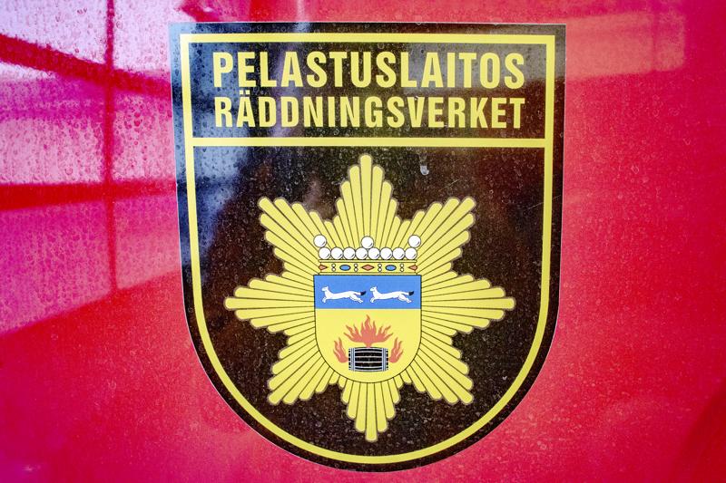 Vaasan hätäkeskus sai ilmoituksen rakennuspalosta Kruunupyyssä Dunderkärrintiellä tiistaina iltapäivällä.