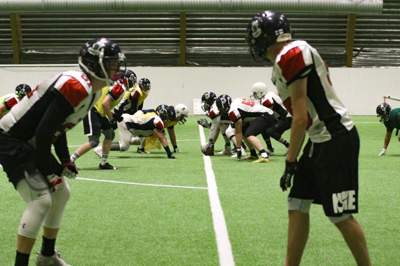 Kokkola sai urheilukattaukseensa lisäystä viime syksynä, kun amerikkalainen jalkapallo tuotiin kaupunkiin kahdenkymmenen vuoden tauon jälkeen. Jenkkifutiksen kotiturnaus otellaan tulevana lauantaina.