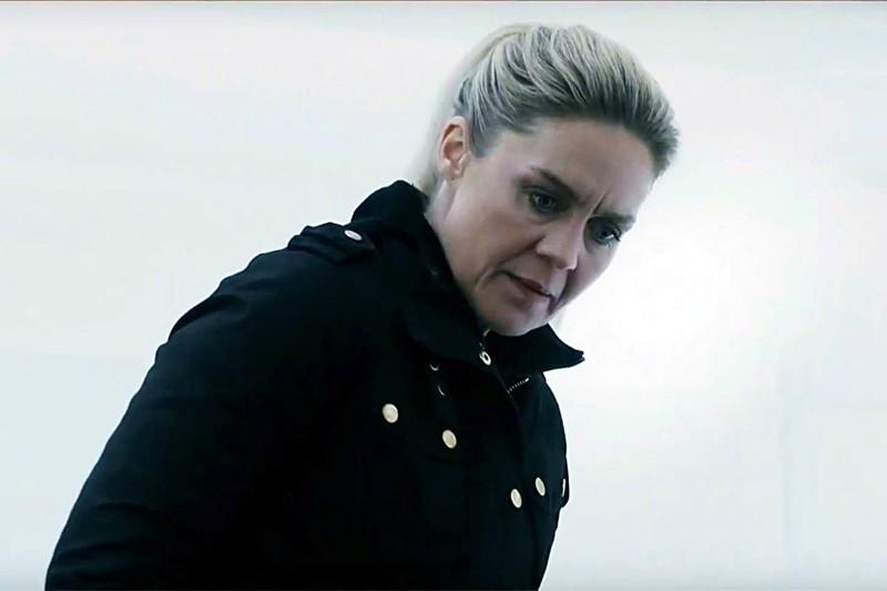 Nína Dögg Filippusdóttir.