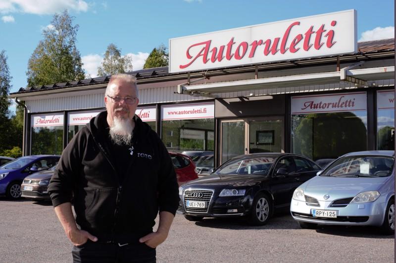 Seppo Estolalta ostetaan eniten diesel- ja bensakäyttöisiä autoja.