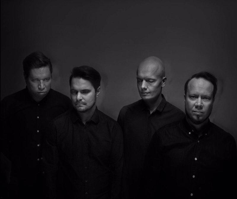 Ilmiliekki Quartet on yhtä kuin Antti Lötjönen (vas.), Verneri Pohjola, Olavi Louhivuori ja Tuomo Prättälä.