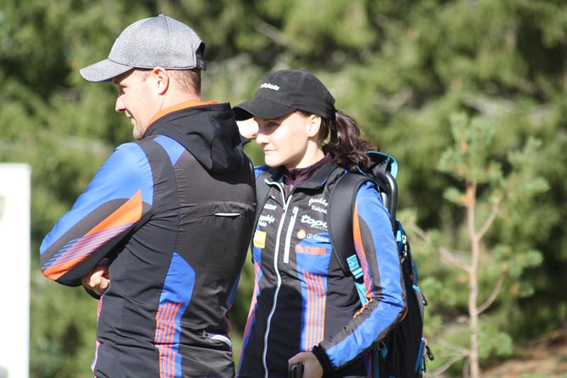 Joni Alasuvanto vei miesten sarjan kultaa ja Satu Asikainen oli nopein naisten sarjassa.