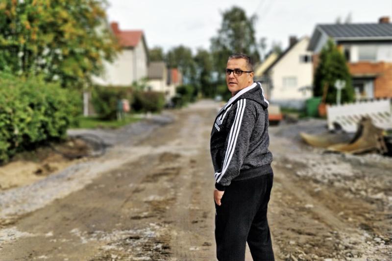 Pentti Myllylä kävi Kulnevinkadulla muistelemassa menneitä. – Lapsuuden- ja nuoruudenmaisemat eivät ole paljoakaan muuttuneet. Ajatella, että Lontooseen saadaan asfaltti!