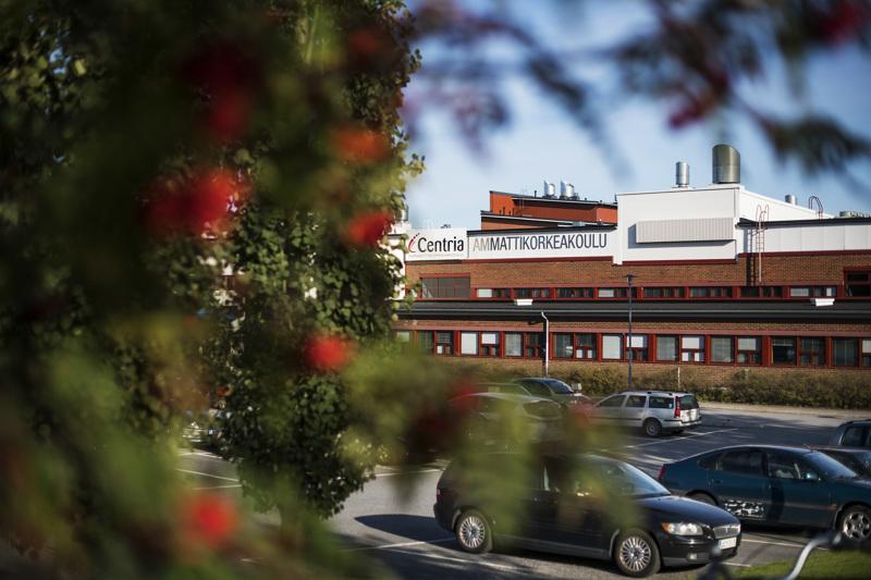 Centria-ammattikorkeakoulu toimii Kokkolassa, Pietarsaaressa ja Ylivieskassa.