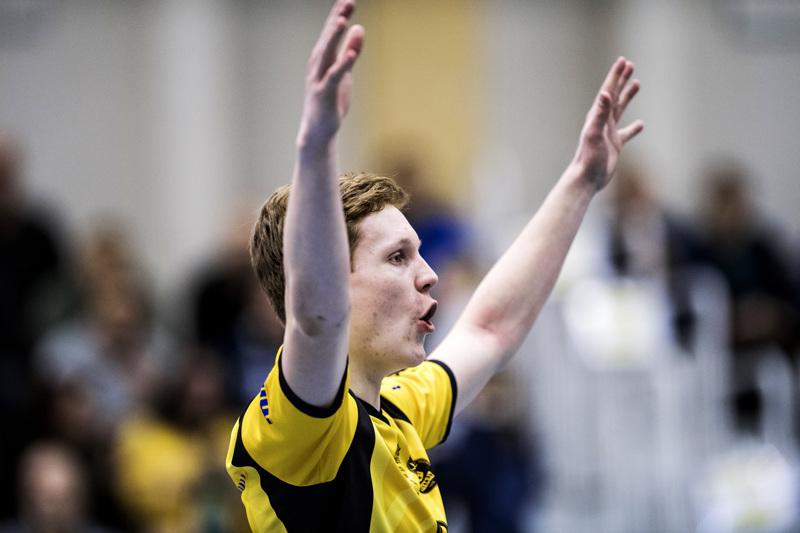 Joska Försti pelasi passarina valtaosan tiistain harjoitusottelusta.