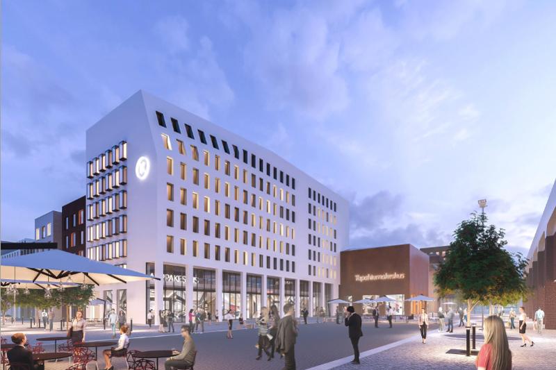 Voisiko konserttisali rakentua Rautatientorille? Alueen suuresta kokonaisuudesta on jo tehty havainnekuvat, mutta tällä hetkellä hanketta ei viedä aktiivisesti eteenpäin.