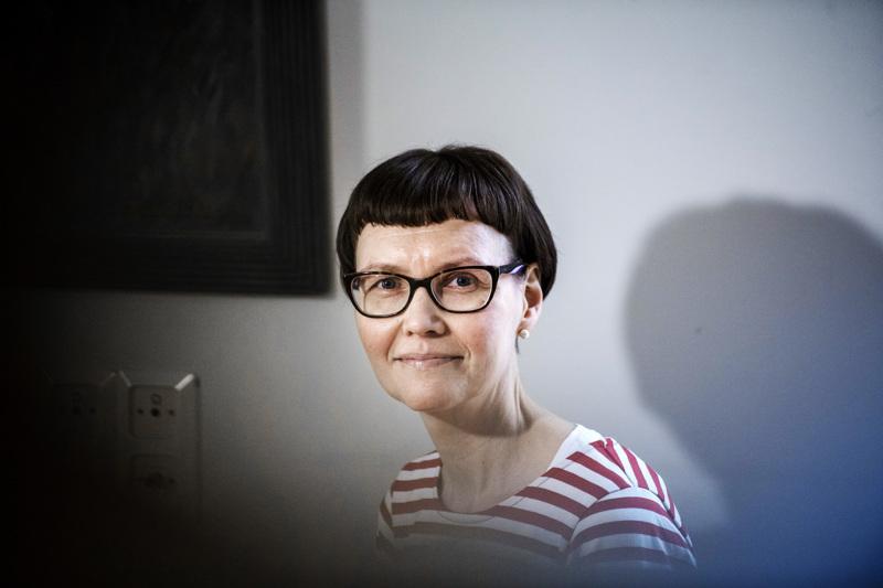 Anne Ali-Haapala haluaa muistuttaa, että sydänkohtaus voi osua kenen tahansa kohdalle elämäntavoista ja iästä riippumatta. Omaa oloa kannattaa seurata.