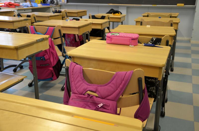 Pienryhmissä opiskellaan Ylivieskassa neljällä koululla.