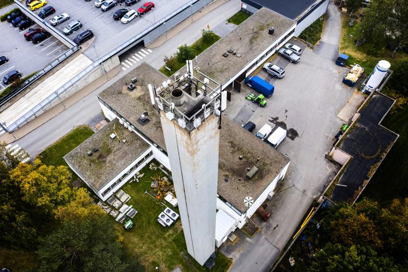 Kokkolan krematorio valmistuu keskussairaalan vanhan lämpökeskuksen tiloihin. Toiminta päässee alkuun ensi kesänä.