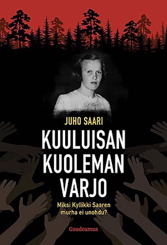 Kalajoella syntynyt ja nuoruutensa asunut Juho Saari tarkastelee kirjassaan sitä, miksi Kyllikki Saaren murha kiinnostaa vieläkin ihmisiä.