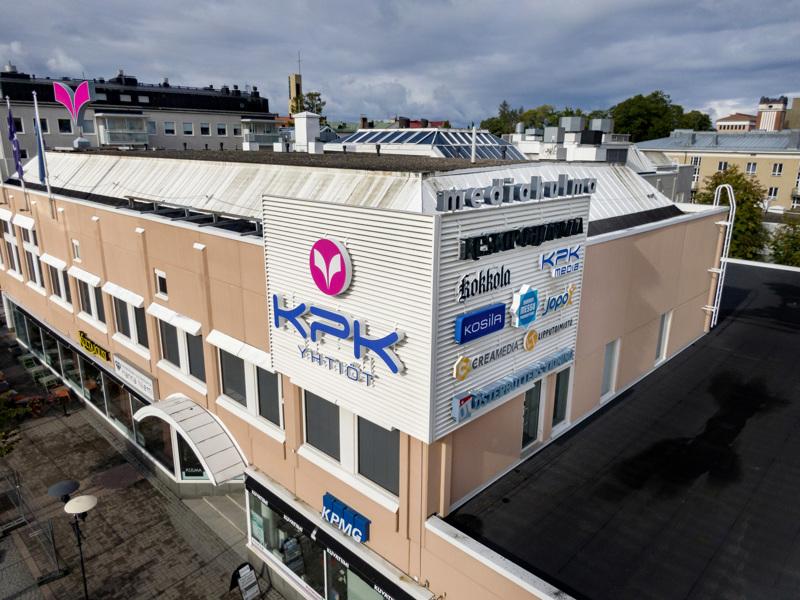 KPK Yhtiöt Oyj kertoi maanantaina aloittavansa yt-neuvottelut, jotka koskevat 100 henkilöä.