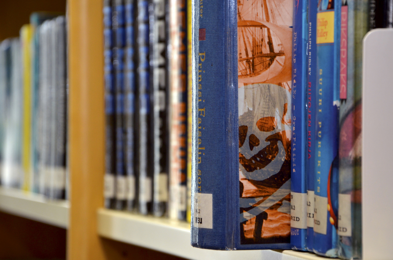 Oulun Eteläisen alueen kirjastot yhdistyvät keväällä 2021 Joki-kirjastoiksi.