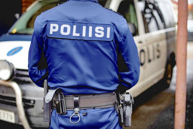 Kadonnutta etsittiin poliisin ja vapaaehtoisen pelastuspalvelun voimin Nivalassa.