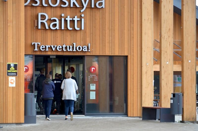 Kiinteistö Oy Raittia haetaan konkurssiin. Sen tunnetuin kohde on Ostoskylä Raitti Kalajoella.