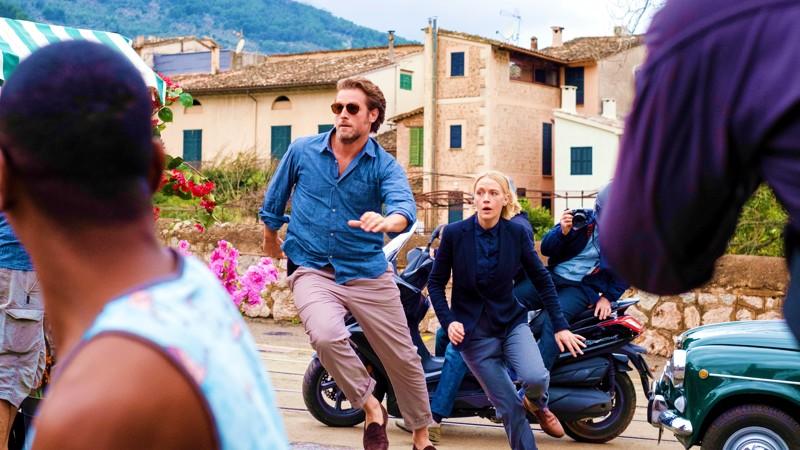 Jollei kovin suurta jännitystä tai vaaraa, ainakin vauhdikkaita tilanteita on Mallorcalla tarjolla: Julian Looman, Elen Rhys.