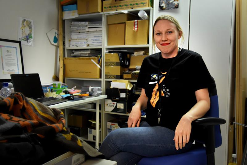 Yli 30-vuotiasta festaria ei voi lähteä tekemään puhtaalta pöydältä. Salla Ahvenjärvi on aloittanut työn perehtymällä taustoihin ja kertoo, että kaikesta puskee läpi hyvä henki.