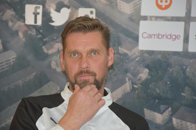 Niklas Käckon valmentama Jaro on palannut kiireiseen arkeen.