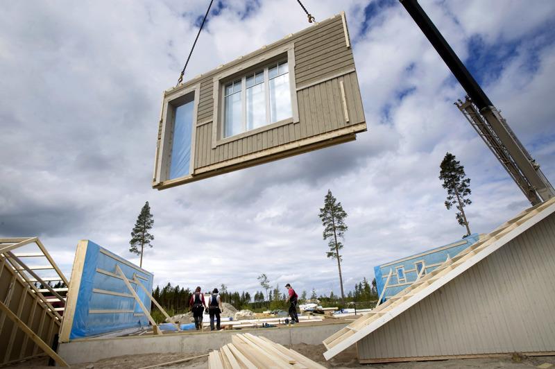 Asuinrakentamista pyritään vauhdittamaan Haapavedellä palauttamalla tontin myyntihinnasta 70 prosenttia talon valmistututtua.